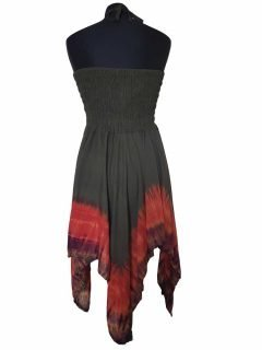 Lightweight summer dress/skirt – Green