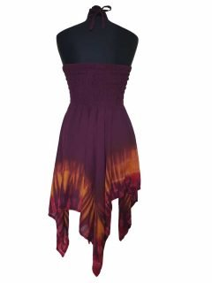 Lightweight summer dress/skirt – Purple