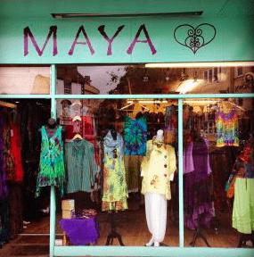 Maya- Hippie clothes