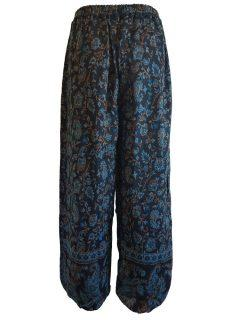 Cashmillon trousers- Black paisley