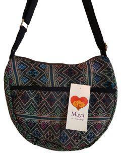 Cotton shoulder bag – Multi 2