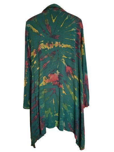 tie dye clothing