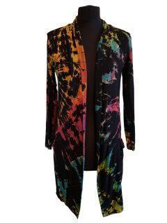 Tie dye Cardigan- Multi
