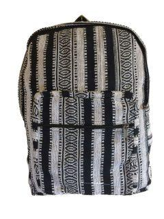 Rucksack- Black and white