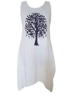 Tunic Vest Top – Tree
