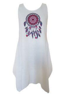 Tunic Vest Top – Dream Catcher