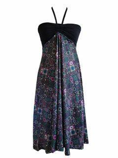 Mandala Dress/ skirt – Purple