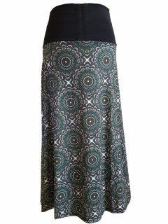 Mandala Dress/ skirt – Green