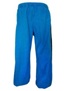 Panel trousers- Turquoise