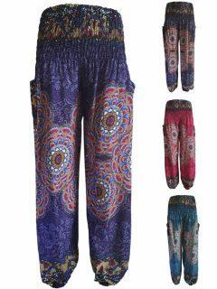 Ali baba trousers - Mandala