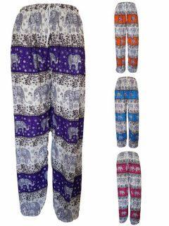 Elephant Alibaba trousers