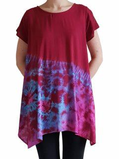 Floaty t-shirt- Red