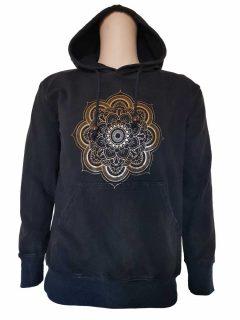 Stonewashed Hoody – Mandala