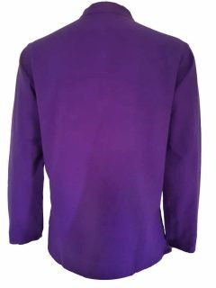 Grandad shirt- Purple