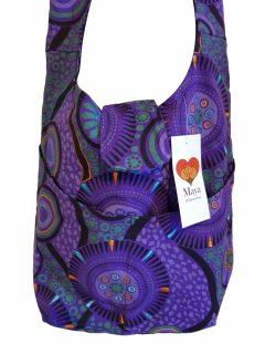 Shoulder bag – Purple