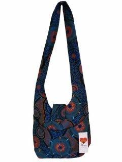 Shoulder bag -Blue