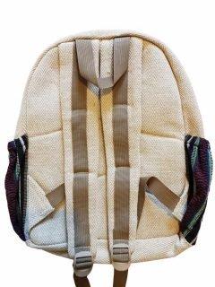 Hemp backpack – Green
