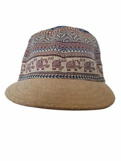 Baseball cap – Light brown
