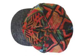 Baseball cap – Red and Black