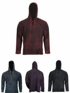 Lightweight cotton hoody